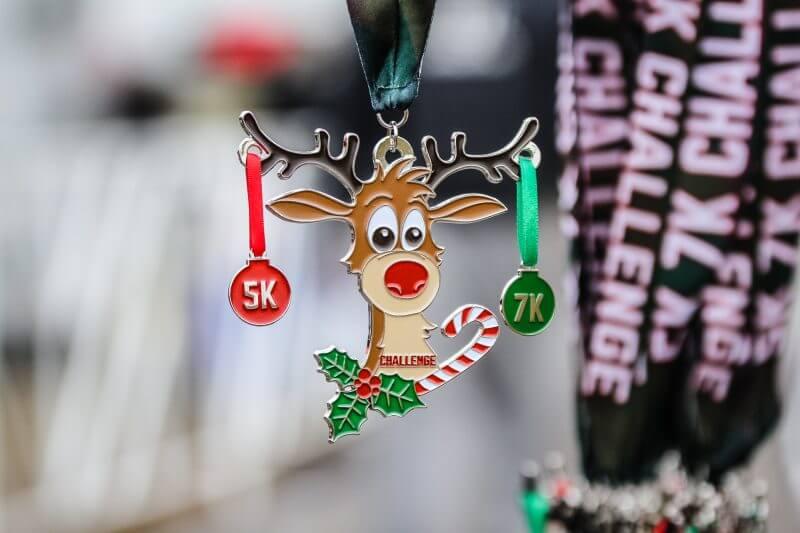 Reindeer Rally 7k, 5k